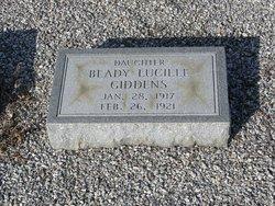 Beady Lucille Giddens