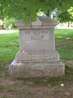 Cora M. <i>Brooks</i> Oakes