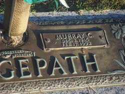 Murray Clifton Hedgepath, Sr