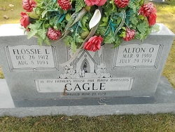 Rev Alton Orvis Cagle