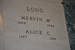 Mervin M. Long