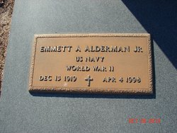 Emmett A Alderman, Jr