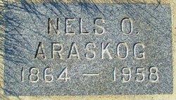 Nels O Araskog