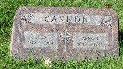 John J Cannon