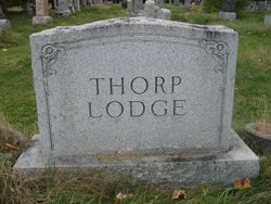 Fidelia E. <i>Thorp</i> Lodge
