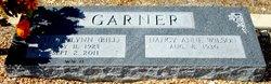 Nancy Anne <i>Wilson</i> Garner