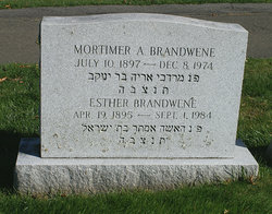 Mortimer A. Brandwene