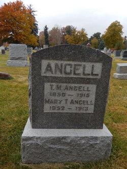 Mary T Mollie <i>Sims</i> Ancell