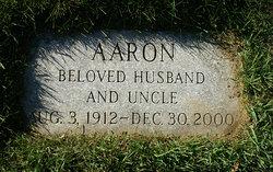 Aaron Abraham Alberts