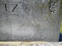 Mary Cathryn Mayme <i>Reese</i> Getz