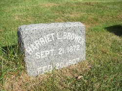 Harriet L <i>Smock</i> Brower