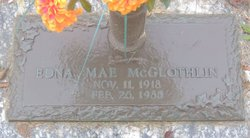Edna Mae McGlothlin