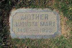 Augusta <i>Schubach</i> Marx