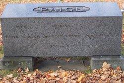 Martha W. <i>Blaisdell</i> Paige