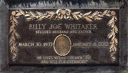 Billy Joe Whitaker