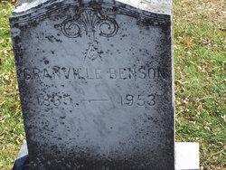 Granville Benson