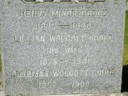 Lillian Wolcott Dodge