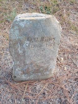 Q. C. Bailey