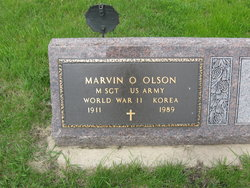 Marvin Odean Olson