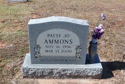 Patsy Jo Ammons