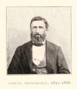 Samuel Bringhurst, Sr