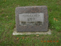 Florence Ruth White