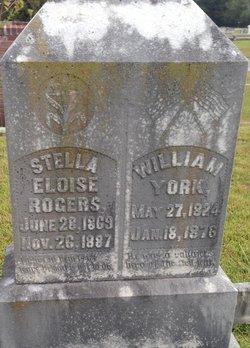 Stella Eloise <i>Rogers</i> York