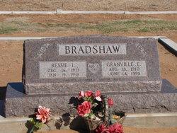 Bessie Irene <i>Farrell</i> Bradshaw