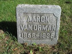 Aaron Van Orman