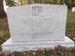 Helen <i>Wilson</i> Brown