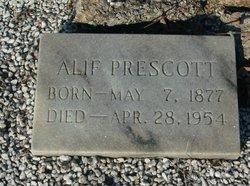 Alipha <i>Hesters</i> Prescott