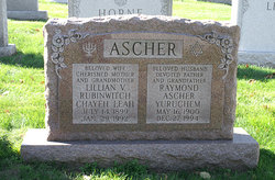 Lillian V. <i>Rubinwitch</i> Ascher