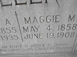 Margaret Matilda Maggie <i>McKinney</i> Fuller