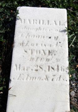 Marilla L Stone