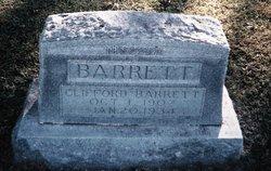Clifford Owen Barrett
