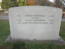 Mabel <i>Whitefield</i> Capen