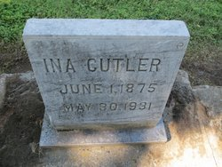 Ina <i>Decker</i> Cutler