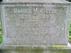 Mary A. Molly <i>Royse</i> Bigler