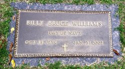 Billy Bruce Williams