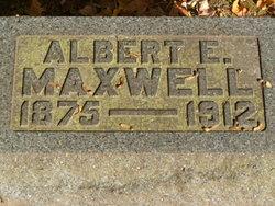 Albert E. Maxwell