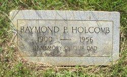 Raymond Preston Holcomb