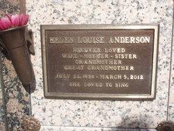 Helen Louise <i>Crawford</i> Anderson