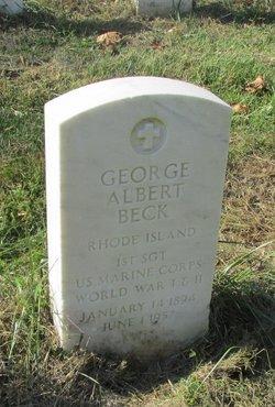 George Albert Beck