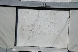 Margaret A Brown