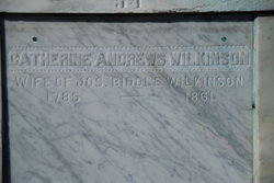 Catherine <i>Andrews</i> Wilkinson