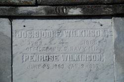 Joseph Biddle Wilkinson, Sr