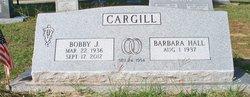 Dr Bobby Joe Cargill