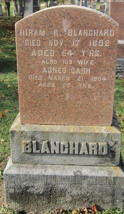 Agnes <i>Cash</i> Blanchard