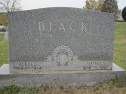 Edith A. <i>Lynds</i> Black