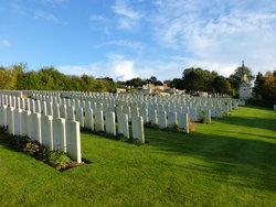 Gezaincourt Communal Cemetery Extension